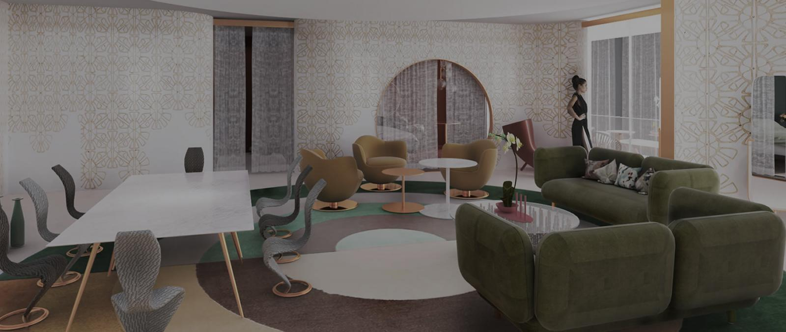 Contemporary Interior Design Master's Course